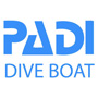 <stro>We are a PADI Boat</strong>