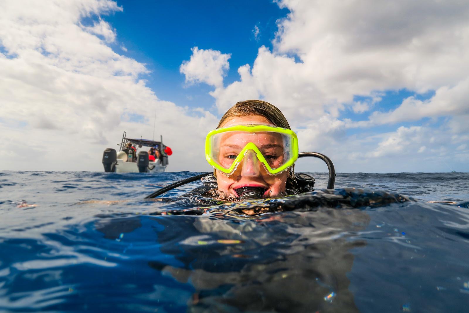 Scuba life cozumel diving i scuba diving in cozumel mexico - Cozumel dive sites ...